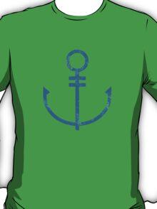 Anchor (Blue) T-Shirt