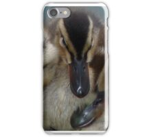 Three Ducklings iPhone Case/Skin