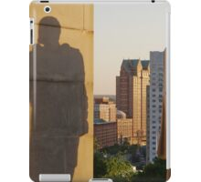Protective Shadow iPad Case/Skin