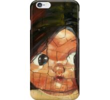 I'm Fine #8, (Indian Doll) iPhone Case/Skin