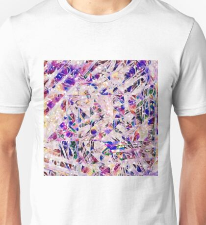 Paperclip Abstract - Another Glorious Day at the Office Unisex T-Shirt