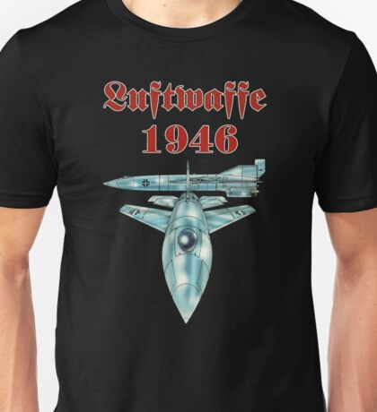 Luftwaffe 1946 Unisex T-Shirt