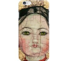 """Nothing to Fix #4"" (Spanish Dancing doll) iPhone Case/Skin"