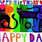 Happy Birthday ! by Karin Zeller