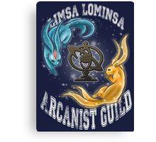 Arcanist Guild FFXIV  Canvas Print