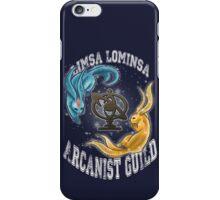 Arcanist Guild FFXIV  iPhone Case/Skin