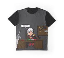 Pixel Dante Graphic T-Shirt