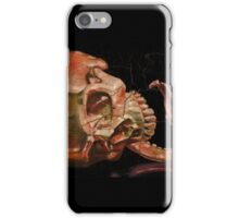 """Data Shows Only the Left Side of the Brain is Necessary so We Cut the Art Program iPhone Case/Skin"