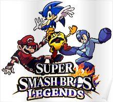 Super Smash Soccer Poster