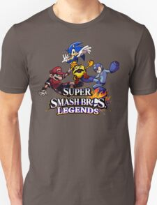 Super Smash Soccer T-Shirt