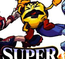 Super Smash Soccer Sticker