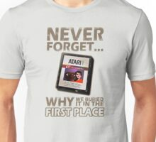Never Forget... - Please Like and Share Unisex T-Shirt