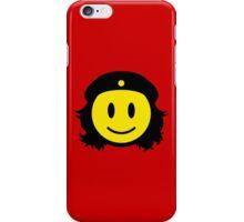 Che Guevera Smiley iPhone Case/Skin