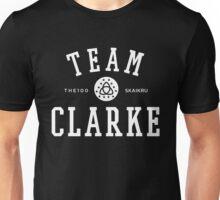TEAM CLARKE Unisex T-Shirt