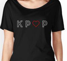 KP♡P Women's Relaxed Fit T-Shirt