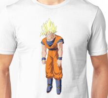 Dragon Ball / Dragonball Z / DBZ - Goku Just Saiyan Unisex T-Shirt