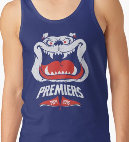 Premiership Doggies Tank Top