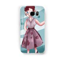 1950s Samsung Galaxy Case/Skin