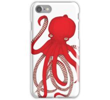 Pomegranate Octopus Octogranate iPhone Case/Skin