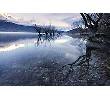 The Sisters - Glenorchy - NZ Photographic Print