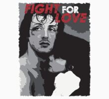 Rocky: Fight For Love by Tim Miklos