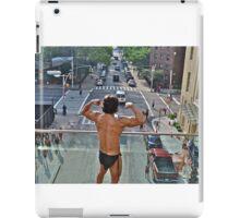 HIGH LINE TARZAN iPad Case/Skin