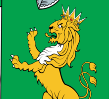 O'Connor Coat of Arms (Kerry) Sticker