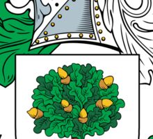 O'Connor Coat of Arms (Kings of Connaught) Sticker