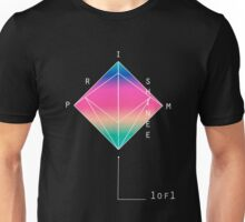 PRISM// SHINEE (BLACK) Unisex T-Shirt