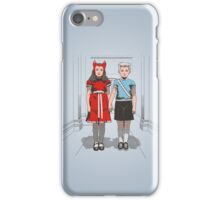 MAXIMOFF TWINS iPhone Case/Skin