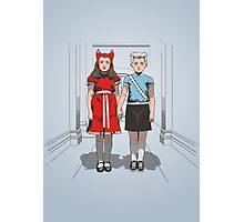 MAXIMOFF TWINS Photographic Print