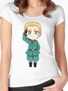 Germany - Hetalia Women's Fitted Scoop T-Shirt
