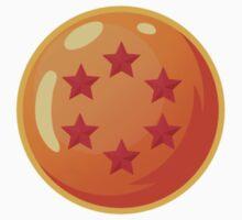 Dragon Ball / Dragonball Z / DBZ - 6 Star Ball Kids Tee