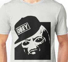 Thug Alien (Dark Design) Unisex T-Shirt