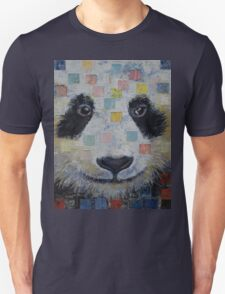 Panda Checkers T-Shirt