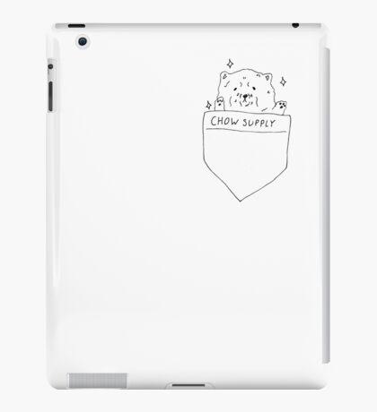 Chowabunga Ink Print iPad Case/Skin