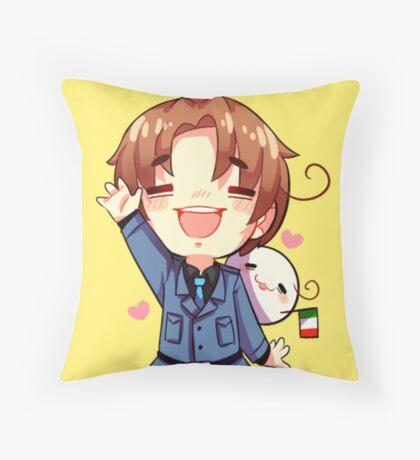 Italy - Hetalia Throw Pillow