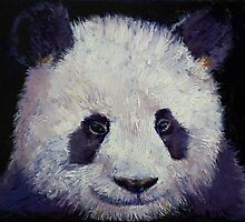 Baby Panda by Michael Creese