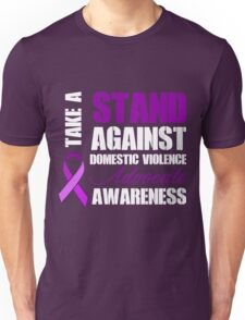 Take a Stand | Light on Dark Unisex T-Shirt