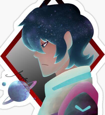 Keith - Star Gazer  Sticker