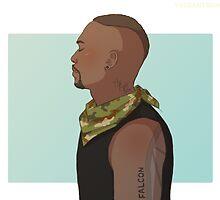 Punk Sam by Maddeh