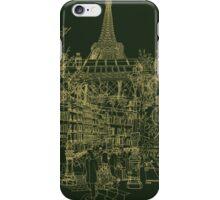 Paris! Olive iPhone Case/Skin