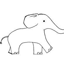 Elephant by dragon-s