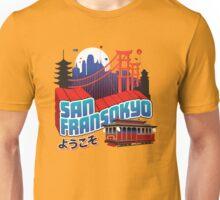 San Fransokyo - Big Hero 6 Unisex T-Shirt