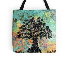 Strange Fruit - Recycled Art Tote Bag