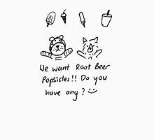 Root Beer Popsicles Unisex T-Shirt
