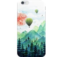 Roundscape iPhone Case/Skin