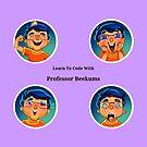 Four Faces of Professor Beekums by ProfBeekums