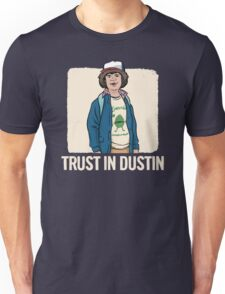 Stranger Things Dustin Unisex T-Shirt