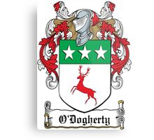 O'Dogherty Coat of Arms (Donegal) Metal Print